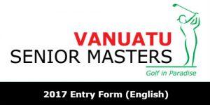 VSM 2017 Entry Form (English)