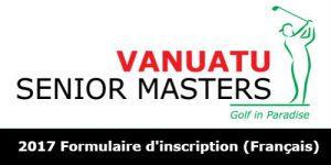 VSM 2017 Formulaire d'inscription