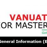 VSM 2017 General Information